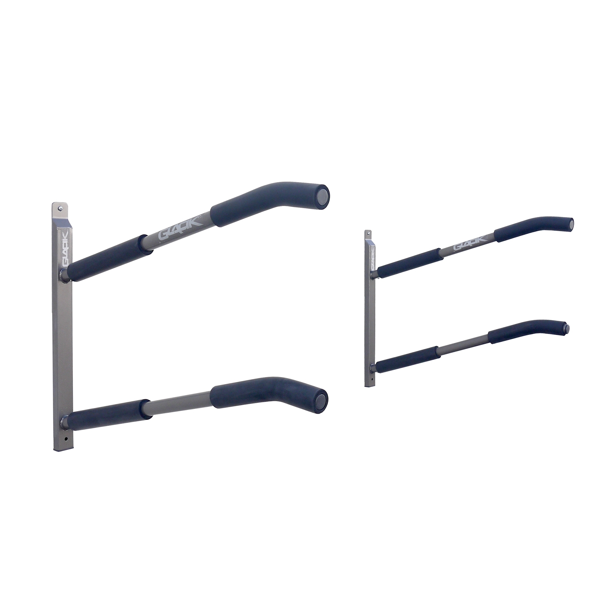 Bon Glacik G 62L Wall Mount Storage Rack For 2 SUP, By Sparehand Paddlesports